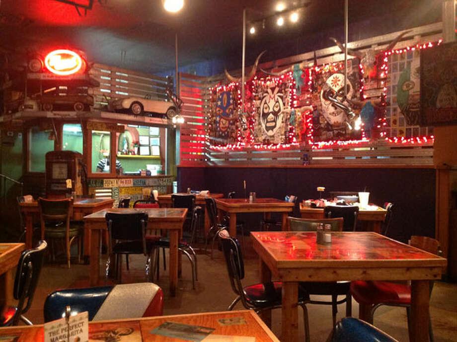 Lee's Taco Garage, 8403 Broadway.
