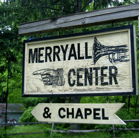 The Merryall Center along Chapel Road in New Milford has been named to the Connecticut State Register of Historic Places, May 2010 Photo: Norm Cummings