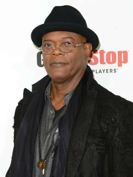 Samuel L. Jackson, 64He played a Jedi master in The Phantom Menace and costarr