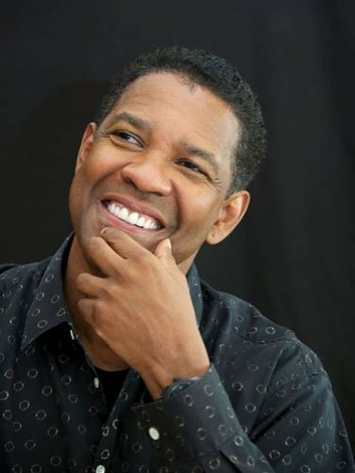 Denzel Washington, 58Known for thrillers like The Pelican Brief and Inside Man, Denzel Washington has collected two Oscars, two Golden Globes, and one Tony Award during his storied career. He's nominated again in 2013 for his starring turn as a heroic yet flawed pilot in Flight. Photo: Vera Anderson/WireImage