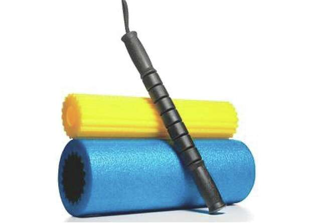 Creating a home gym: Foam roller