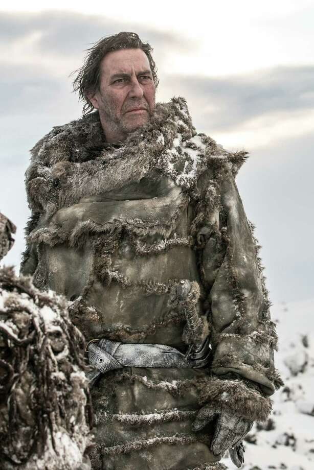 Mance Raydar is mentioned in seasons 1 and 2 as leader of the Free Folk and will make an appearance in season 3.  Photo: HBO