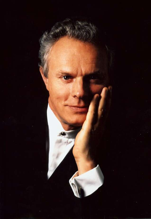 Yan Pascal Tortelier  led the S.F. Symphony. Photo: SF Symphony