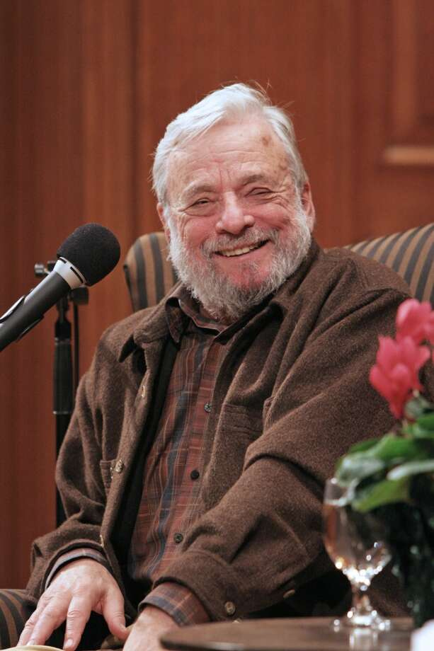 An evening with Broadway icon Stephen Sondheim will take place at the Ridgefield Playhouse in Ridgefield, Conn., Saturday, Feb. 23, 2013. For more information, visit http://www.ridgefieldplayhouse.org/event/stephen-sondheim.