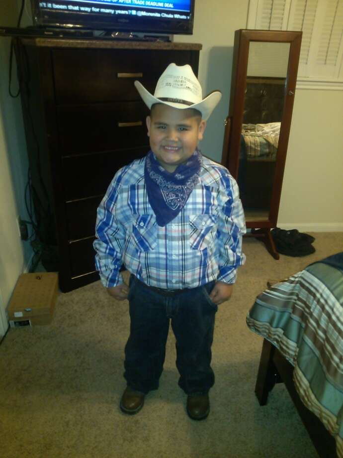 That's a nice rodeo smile. Photo: Reader Submission