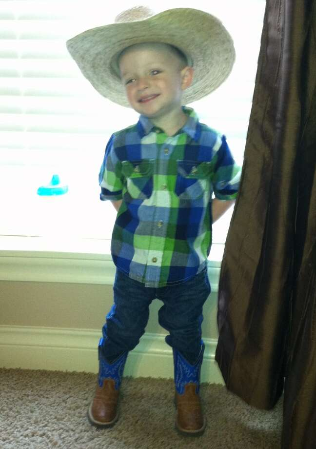 Cowboy Cade Photo: Reader Submission