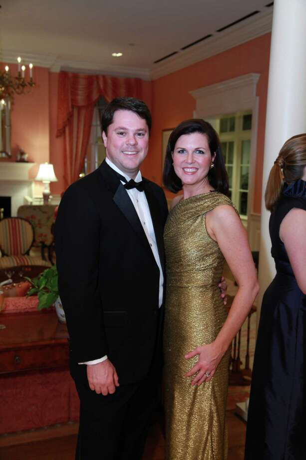 Michael and Keri Herrin at the 2013 Junior League Houston Charity Ball. Photo: Michael Martinez