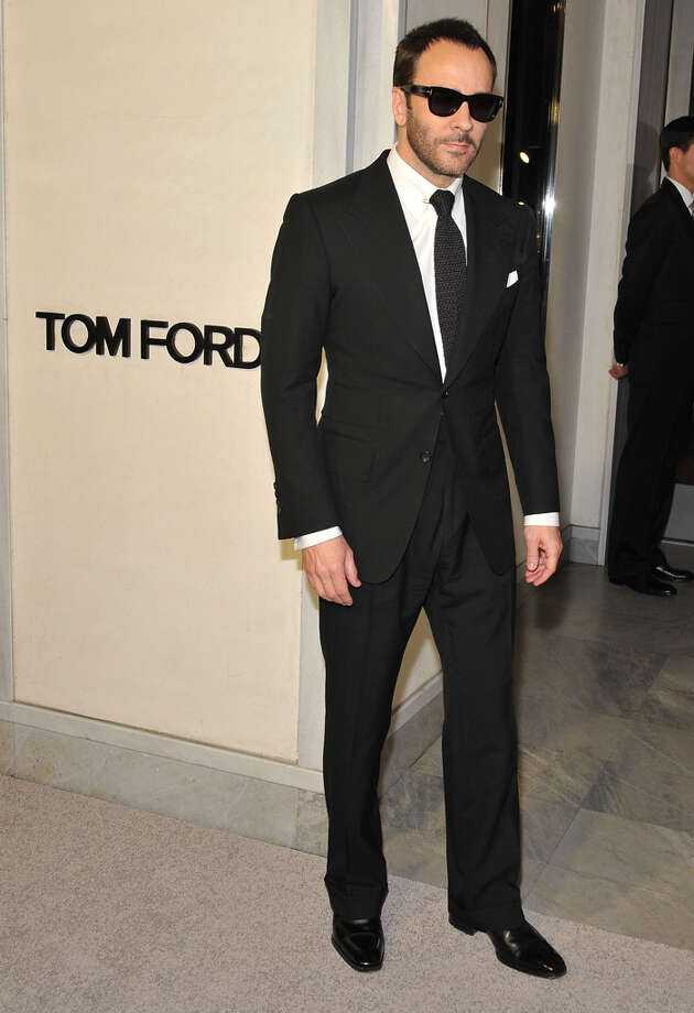 Fashion Designer Tom Ford attends his cocktail event in support of Project Angel Food at TOM FORD on February 21, 2013 in Beverly Hills. Photo: Angela Weiss, Getty Images / 2013 Getty Images