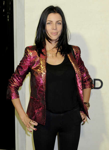 Actress Liberty Ross at the Tom Ford cocktail party.