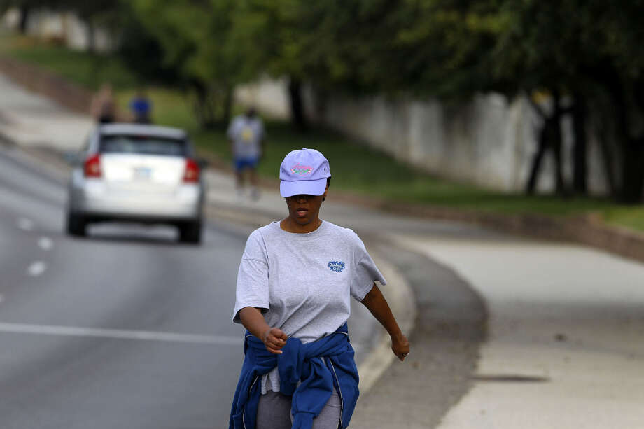 Schertz ParkwayCops everywhere. Always. Different locations along the parkway. Always. Photo: Express-News File Photo