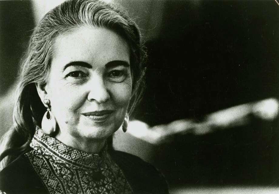 Houston artist Dorothy Hood (1919-2000)