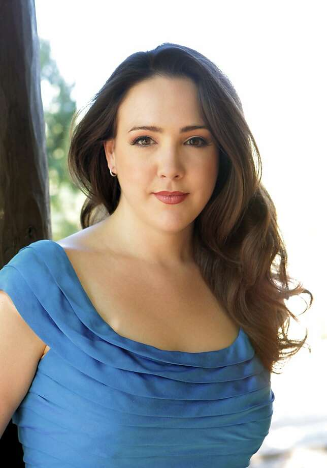Susanna Phillips wowed with Berg and Messiaen. Photo: Cal Performances