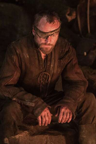Beric Dondarrion (Richard Dormer) never stays dead for long.