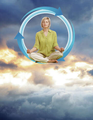 A sister science to yoga, ayurveda is a system of medicine focused on bringing peace, harmony and balance to the entire person. Photo: Photos: Stormy Sky;© Les Cunliffe/Dreamstime.com;Woman Meditating;© Nyul/Dreamstime.com;Arrows;© IStockphoto.com/Chutima Chokkij., Dreamstime.com / dreamstime.com