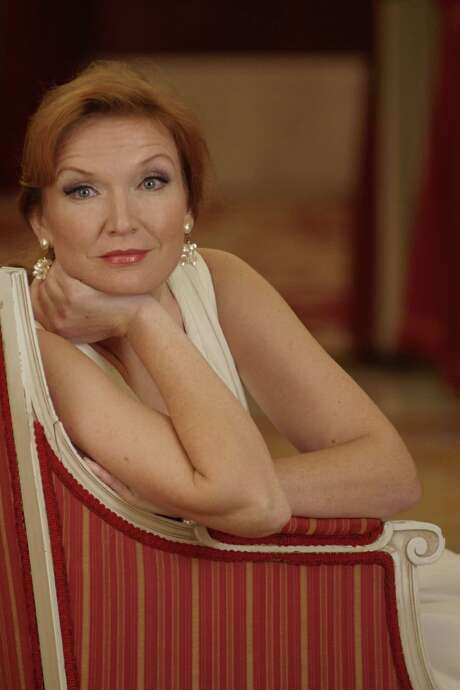 "Anne Schwanewilms (cq) will play Marie in Alban Berg's opera ""Wozzeck"" with the Houston Symphony. Photo: Javier Del Real"