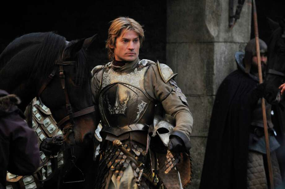 Jaime Lannister a.k.a King Slayer. Sure, he sleeps with his sister and killed the previous king but he is more than the sum of his sins.  Photo: Helen Sloan, HBO / handout