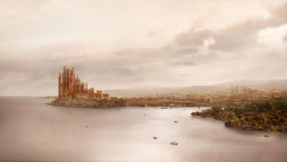 King's Landing. Photo: HBO / handout