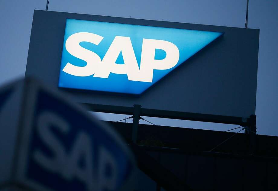 SAP, with headquarters in Walldorf, Germany, is trying to change its sedate corporate culture. Photo: Ralph Orlowski, Bloomberg