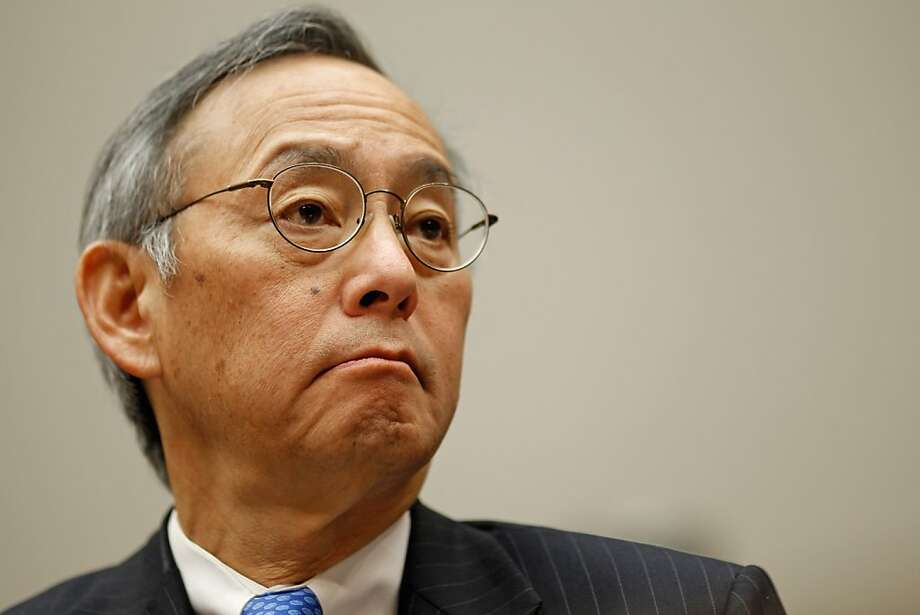 Steven Chu also ran Lawrence Berkeley National Laboratory. Photo: Chip Somodevilla, Getty Images