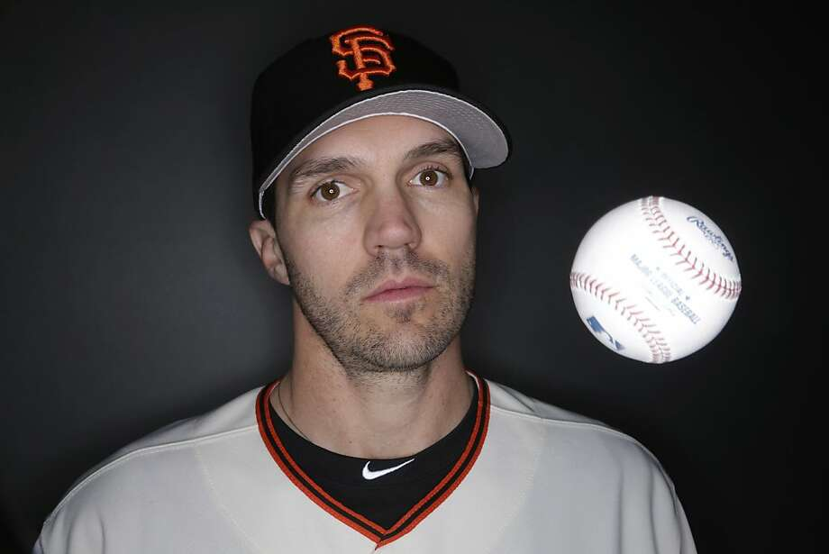 This is a 2013 photo of Barry Zito of the San Francisco Giants baseball team.  This image reflects the Giants active roster as of Wednesday, Feb. 20, 2013. (AP Photo/Morry Gash) Photo: Morry Gash, Associated Press