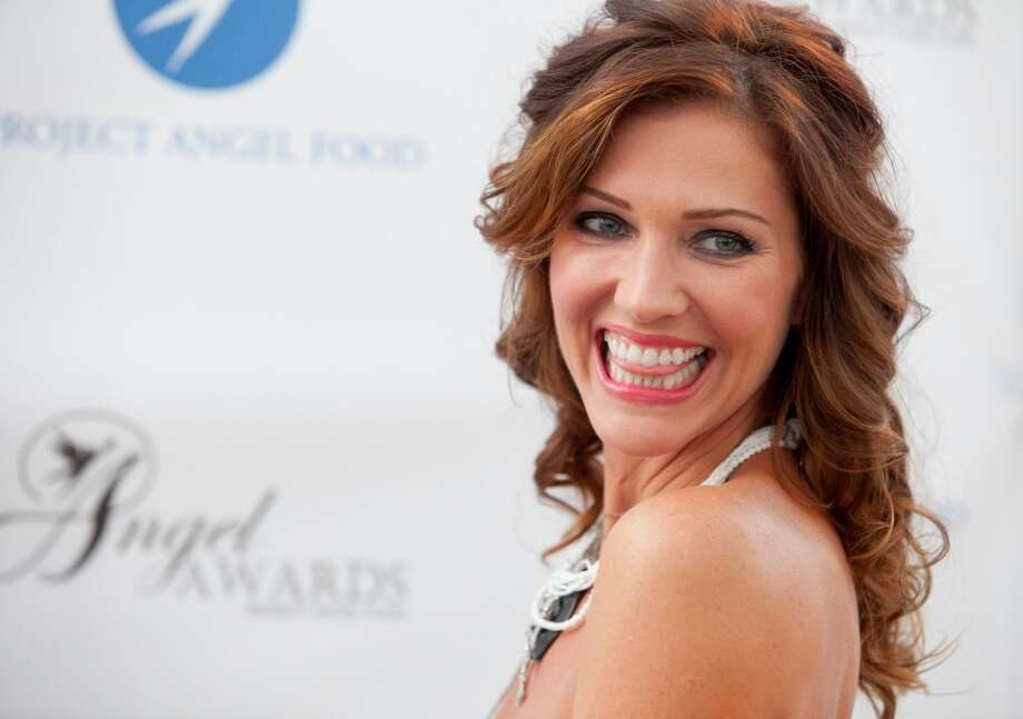 Tricia Helfer in 2012.