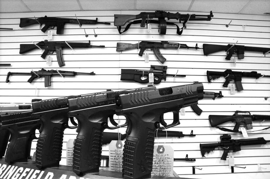 "State Representatives ""owe us a decision"" on gun control, writes Greenwich resident Jean Bergstresser in a letter to the editor. ""The polls show overwhelming support for gun control in Connecticut,"" she writes."" Photo: Seth Perlman, Associated Press"