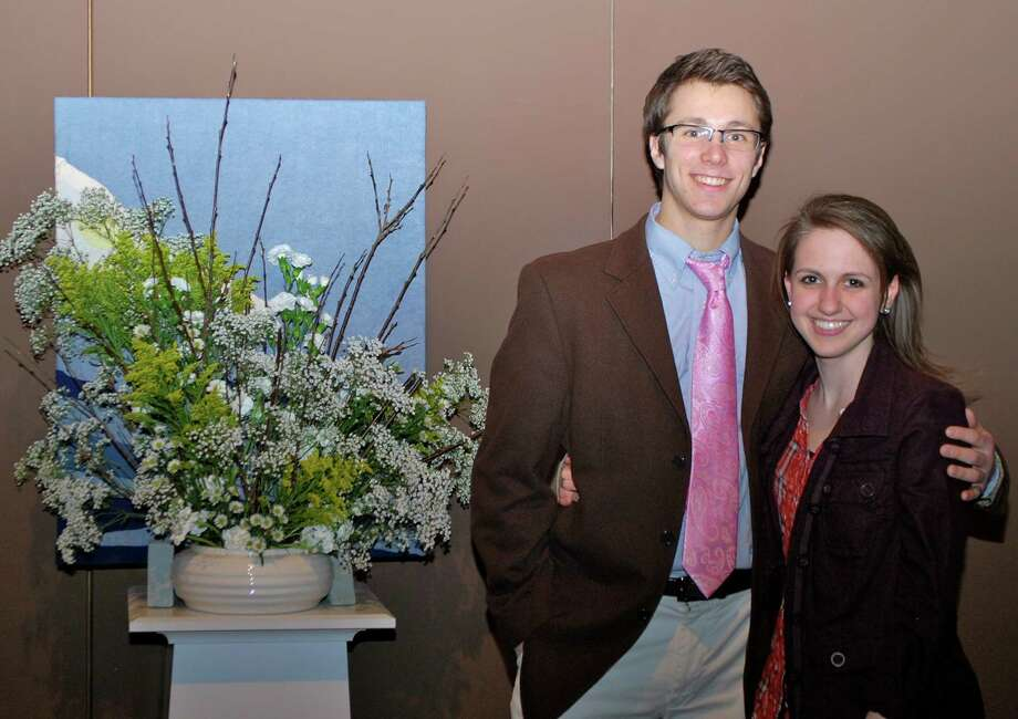 Were you Seen at the 22nd Annual New York in Bloom flower show at the New York State Museum in Albany, a fundraiser for the museum's after-school programs, on Friday, Feb. 22, 2013? The event continues 9:30 to 5 p.m. on Saturday and Sunday. Photo: Silvia Meder Lilly