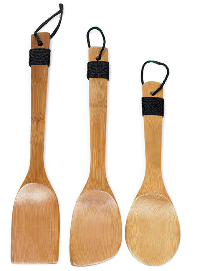 "This bamboo ""tool set"" by IMUSA is available at Target and Target.com. Photo: Contributed Photo"