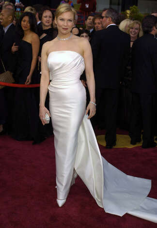 Renee Zellweger in 2004 in Carolina Herrera. Photo: Steve Granitz, WireImage / WireImage