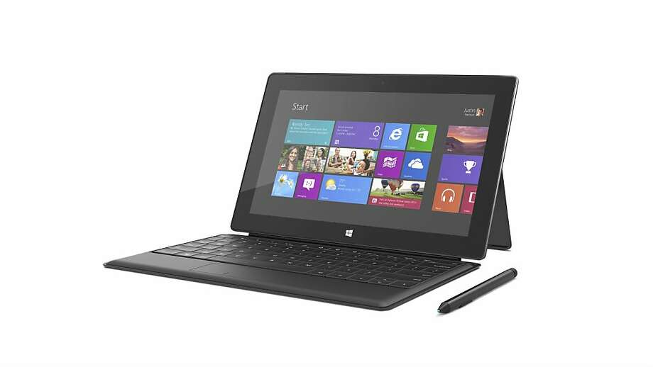 Microsoft's Surface Pro tablet has the features of an ultrabook. Photo: Microsoft