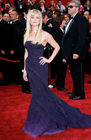 Reese Witherspoon knew looking good was the best revenge in 2007, when she stepped out in Nina Ricci by Olivier Theyskens and showed off her new bangs. Photo: Kevork Djansezian, AP / AP