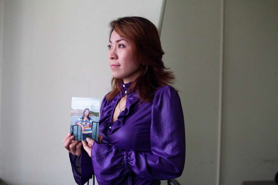 "Hui Danh took quick action to get help after finding out that her sister  Be-Huong (shown in a  family photo) was being held captive in a Moscow brothel. ""I never thought about being afraid,"" she says. Photo: Eric Kayne / © 2013 Eric Kayne"