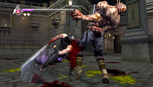 "Screen Grab of ""Ninja Gaiden Sigma 2 Plus"""