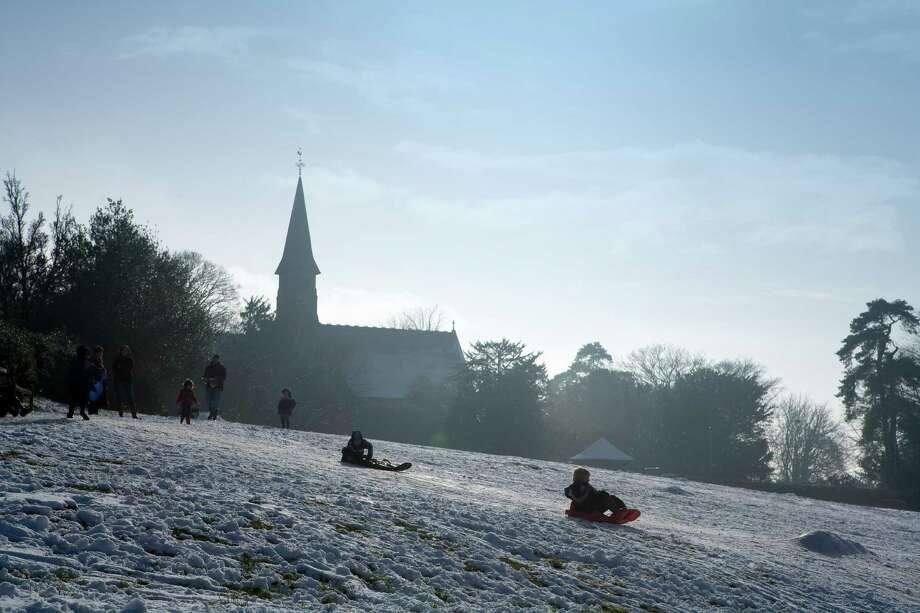 Ide Hill, Kent, England. Photo: John Miller Photographer, Getty Images / (c) John Miller Photographer