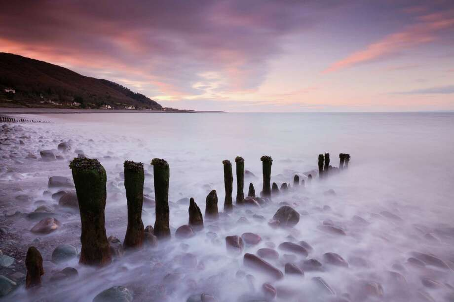 Porlock Beach, Exmoor National Park, Somerset, England Photo: Adam Burton, Getty Images / (c) Adam Burton