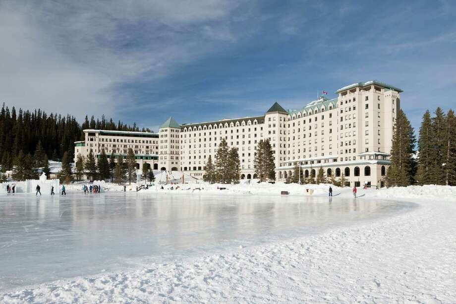 Fairmont Hotel, Lake Louise, Banff National Park, Alberta, Canada Photo: David Clapp, Getty Images / (c) David Clapp