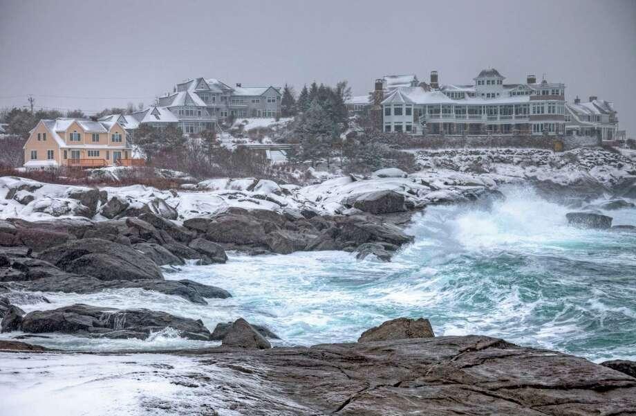 Coastal Storm Photo: Denis Jr. Tangney, Getty Images / (c) Denis Jr. Tangney