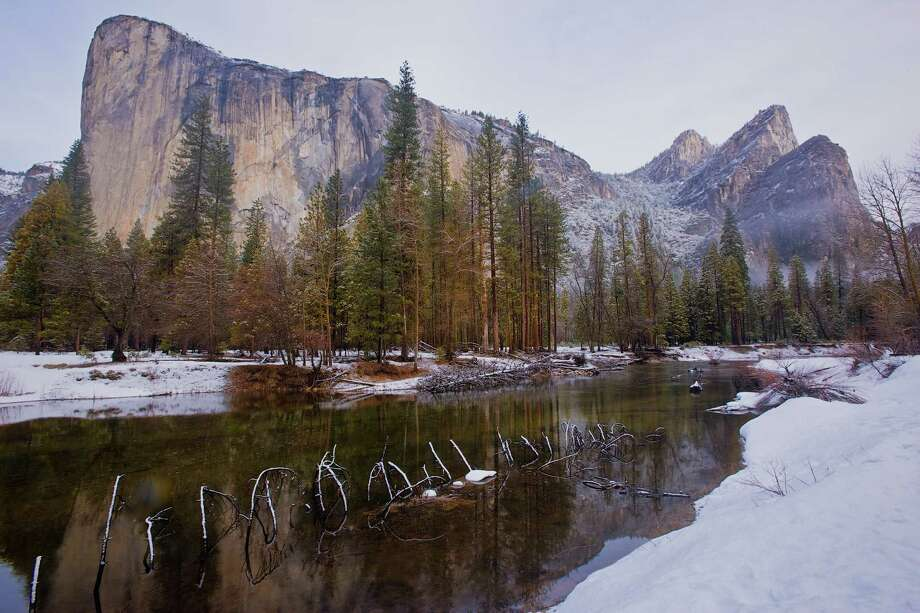 Yosemite National Park, California,  Merced River Photo: Don Smith, Getty Images / (c) Don Smith