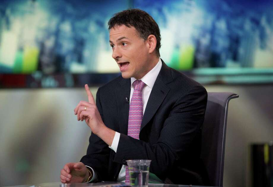 Hedge fund manager David Einhorn has contended that Apple has far more cash than it will ever need. Photo: Scott Eells / © 2013 Bloomberg Finance LP