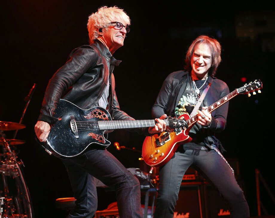 This summer two Illinois rock legends will team up for what is being 