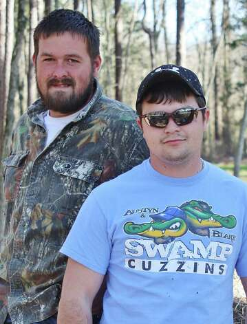 Austyn Yoches and Blake McDonald, better known as the Swamp Cuzzins, will be on hand to greet fans at this year's Village Creek Festival in April. Photo: Submission