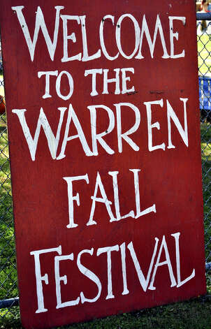 The Warren volunteer firefighters celebrate 50 years of the Warren Fall Festival with the Oct. 8-9, 2011 renewal of the popular fundraising event. Photo: Cristina Bernardi
