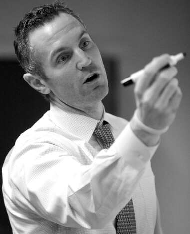Kent native Donald Kingsley Gowan III, assistant admissions director and boys' varsity basketball coach at Canterbury School in New Milford, died May 7, 2012 at the age of 38.  Courtesy of Canterbury School Photo: Contributed Photo / The News-Times Contributed
