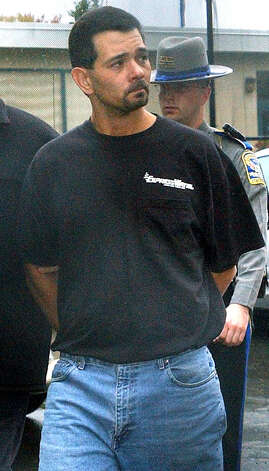 Ron Rajcok was one of of seven convicted of the rape and murder of 13-year-old Maryann Measles of New Milford. 2006  Spectrum file photo Photo: Contributed Photo
