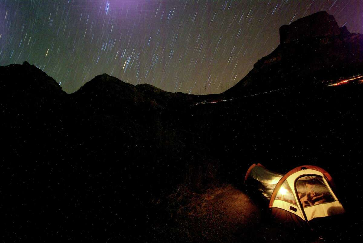 Big Bend National Park, Texas This vast land offers excellent star-gazing, due to dark skies, low humidity and rare cloud clover.