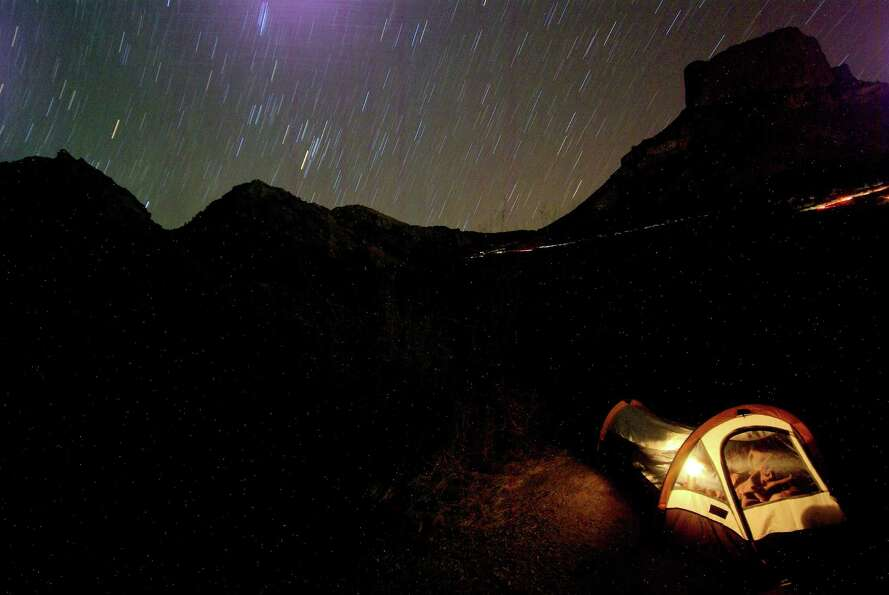Big Bend National Park, TexasThis vast land offers excellent star-gazing, due to dark