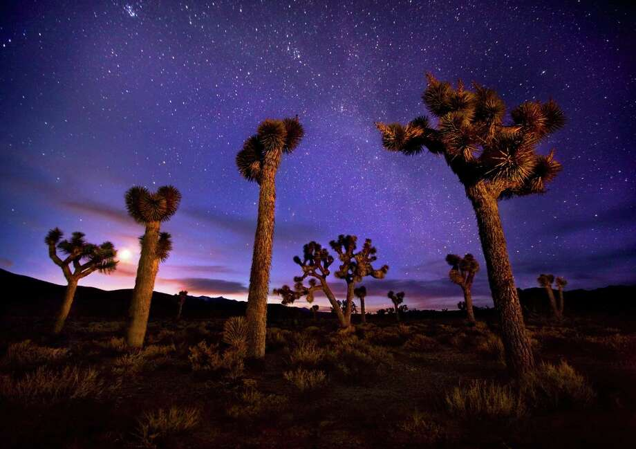 "Death Valley National Park (pictured) recently joined an elite group of places prized for their star-gazing skies. The list of so-called ""dark sky"" parks, reserves