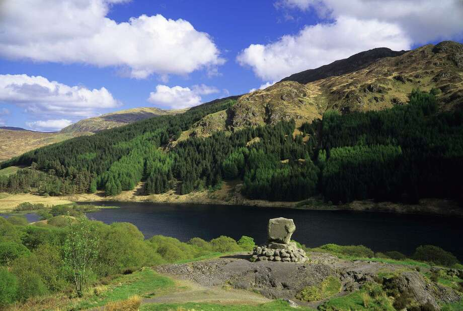 Galloway Forest Park, ScotlandRivers, mountains, moors, forests and stars above mark this sprawling wilderness. Photo: Andy Stothert, Getty Images / (c) Andy Stothert