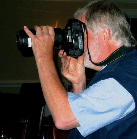 Norm Cummings of The Greater New Milford Spectrum photographs the May 26, 2007 Shepaug Valley High School junior prom at River Oaks in Sherman.  Courtesy of Gene Horrigan Photo: Contributed Photo