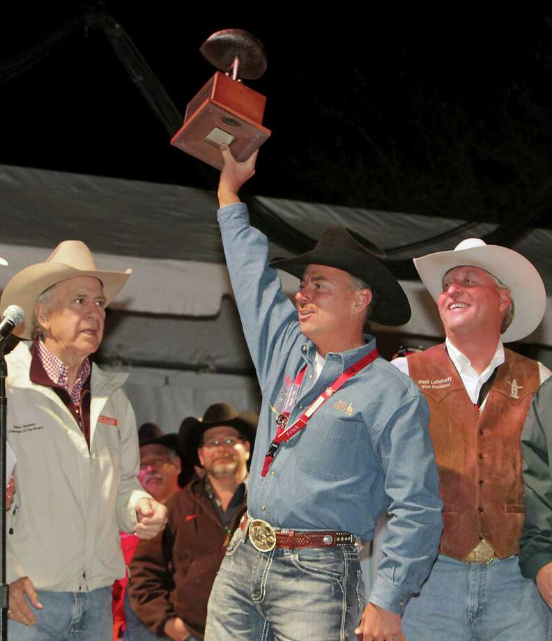 World's Championship Bar-B-Que Contest:This event, which is part of the Houston Livestock Show and Rodeo, features cooking, competition, eating and dancing. Thursday, February 27 from 6 p.m.-11 p.m.; Friday, February 28 from noon-11 p.m.; and Saturday, March 1 from 9 a.m.-11 p.m. Reliant Park, 1 Reliant Pkwy.; Tickets: $5-$15; rodeohouston.com/Events Photo: James Nielsen, Staff / © 2013  Houston Chronicle